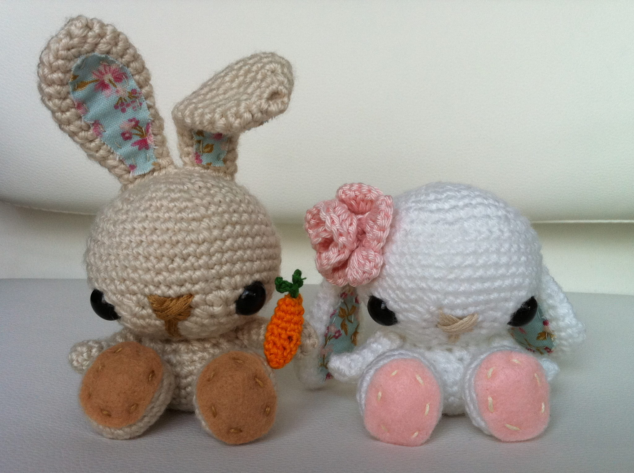 Crochet Bunny - Dutch Rabbit Amigurumi Pattern - Crochet News | 1528x2048