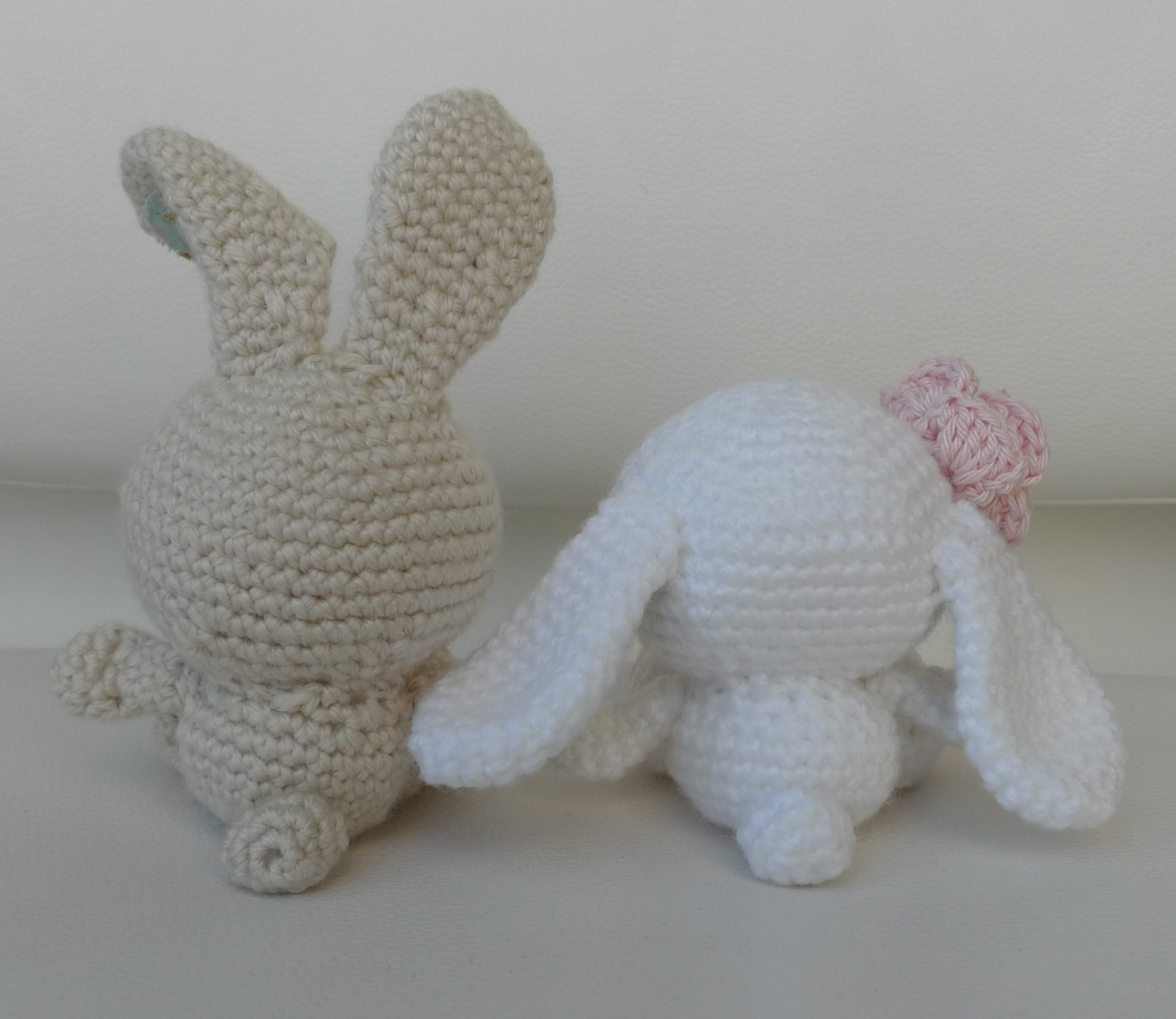 Ravelry: Lala spring bunny pattern by Amani Adel | 1774x2048