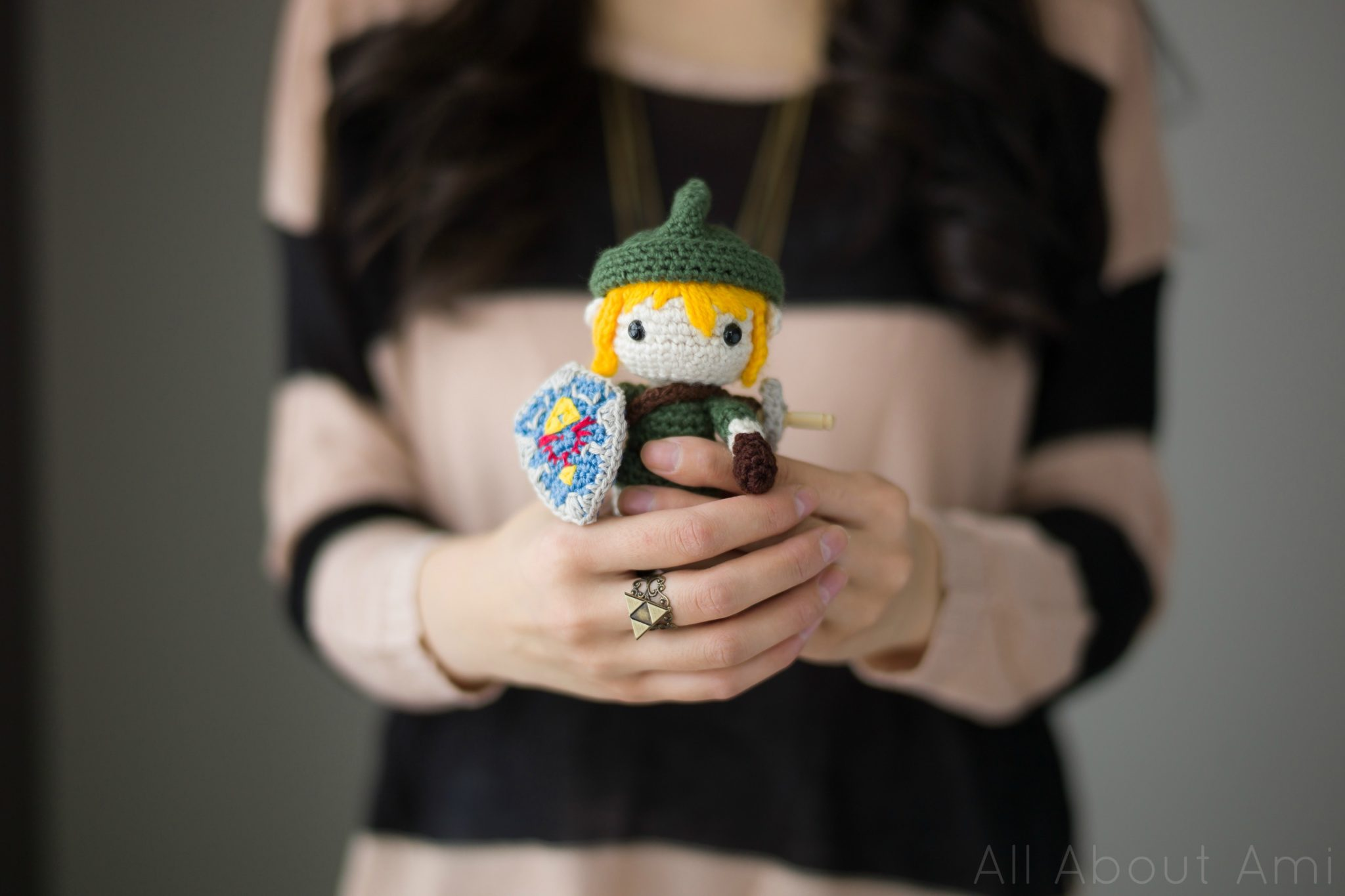 Amigurumi Zelda Pattern : Toon link amigurumi doll plush from legend of zelda crochu flickr