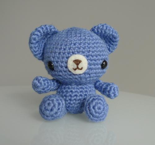 Crochet Graduation Teddy