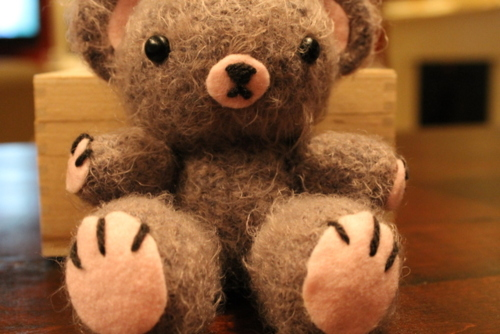 Crochet Corner: Valentine Teddy - All About Ami