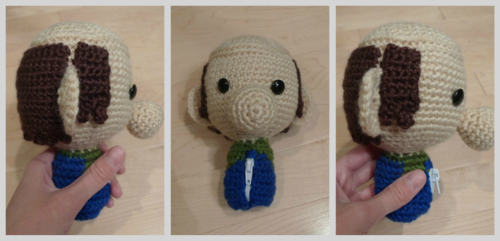 Mario & Luigi Bean Amigurumi Crochet PATTERN | Etsy | 241x500