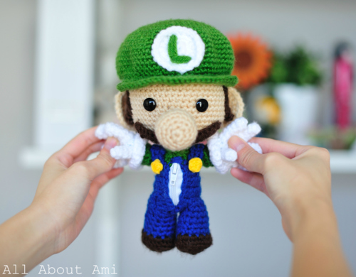 Luigi - All About Ami