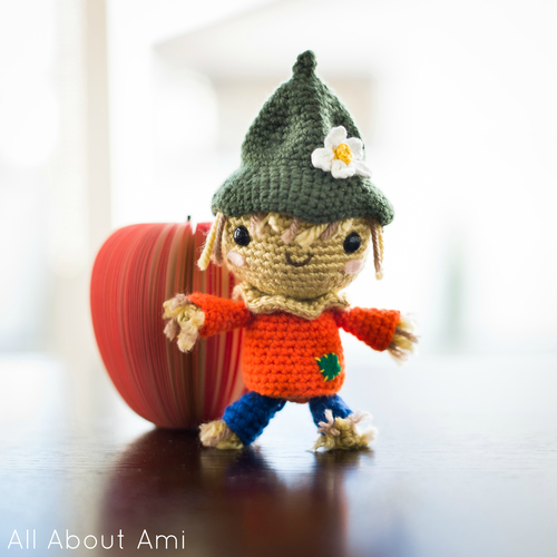 Crochet Corner Scarecrow All About Ami