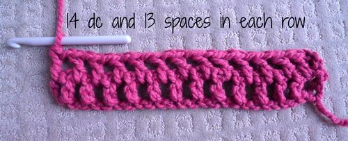 Long Double Crochet Cowl