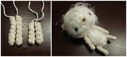 Crochet Fluff Bears