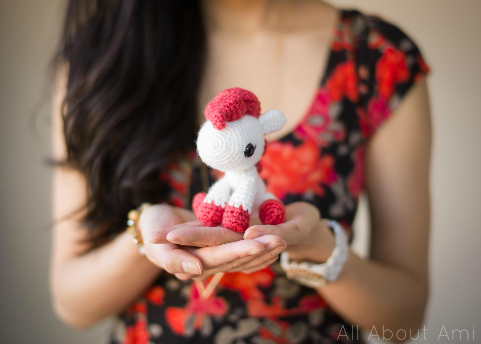 My Little Pony Free Crochet Patterns | 1463x2048