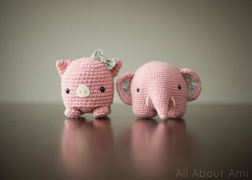 Amigurumi Pig : Studio ami pig all about ami