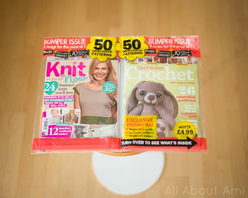 Amigurumi Magazine Uk : Crochet magazine reviews stitching yarns