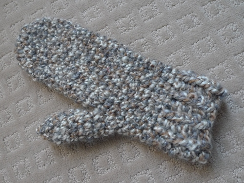 Cozy Crochet Mittens