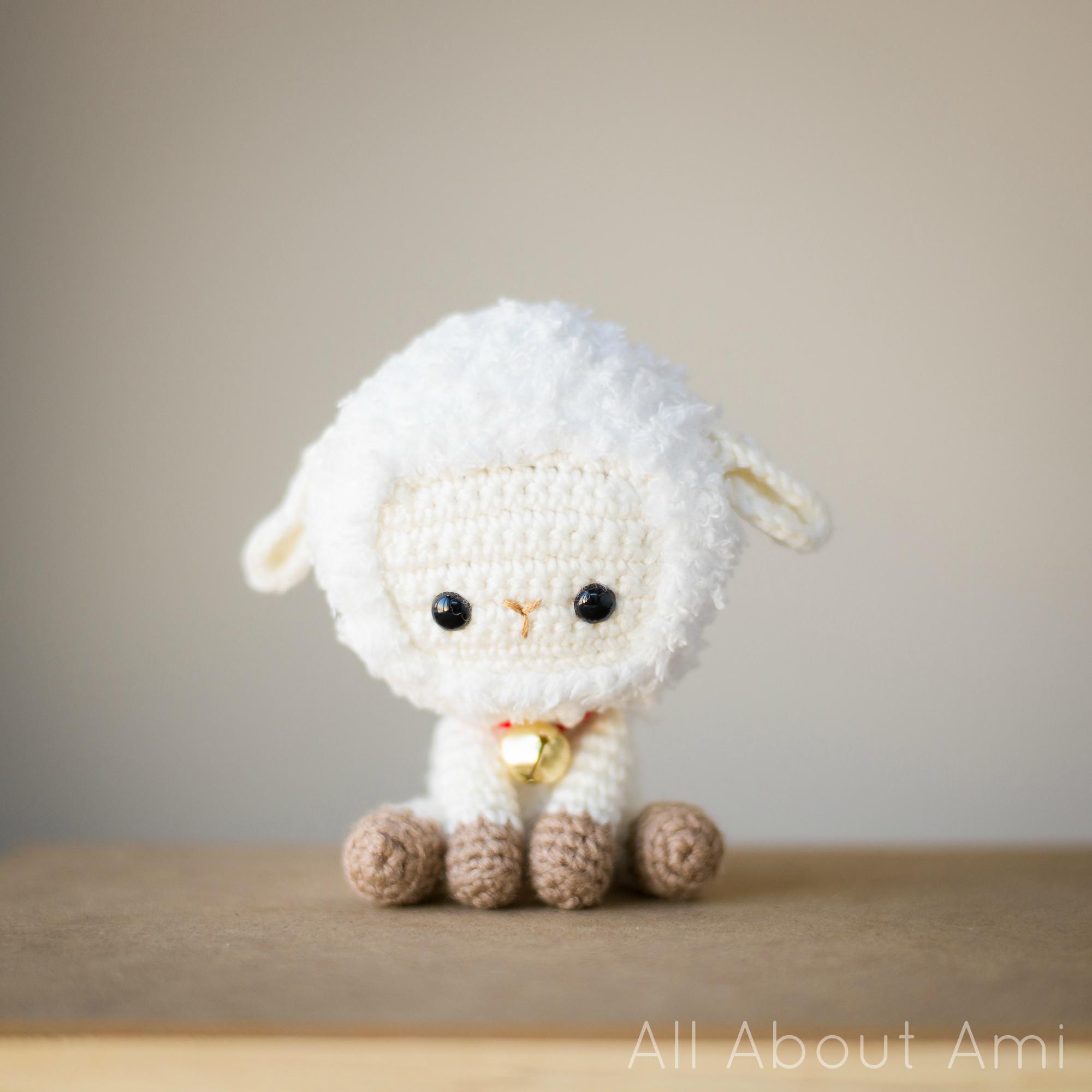 Pattern: Chinese New Year Sheep/Lamb - All About Ami