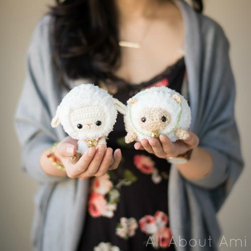 Crochet Chinese New Year Sheep/Lamb