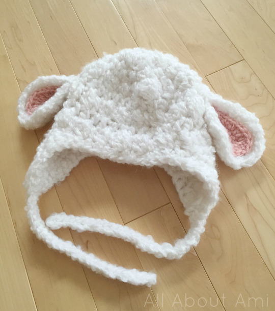 Baby Lamb Hat - All About Ami