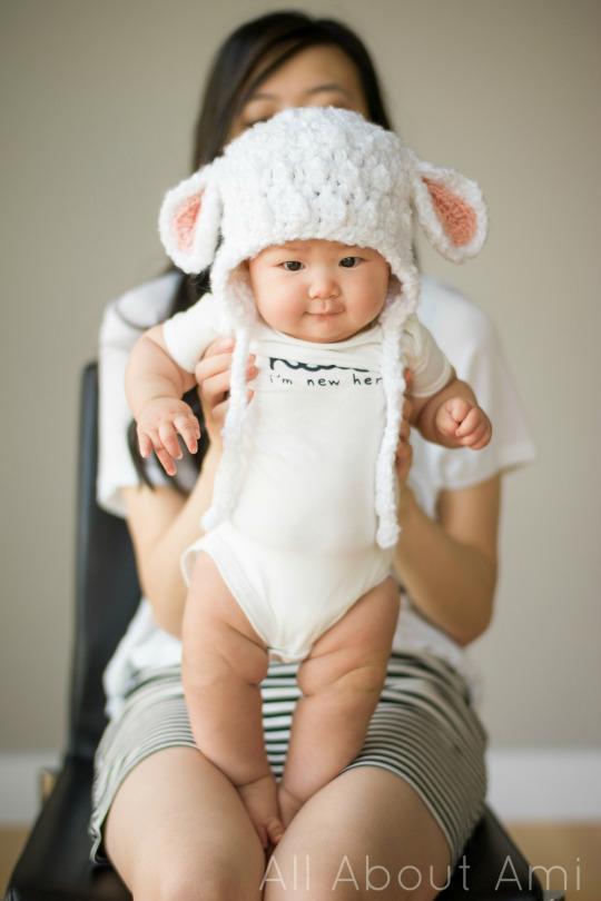 "Stephanie  ""Who s the cutest lamb you ve ever seen "" 4edd1db771b"