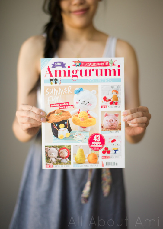 Amigurumi Collection - All About Ami