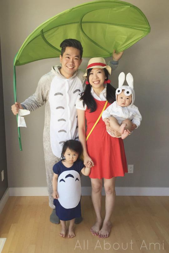Animethon 2015: Totoro Family Cosplay - All About Ami