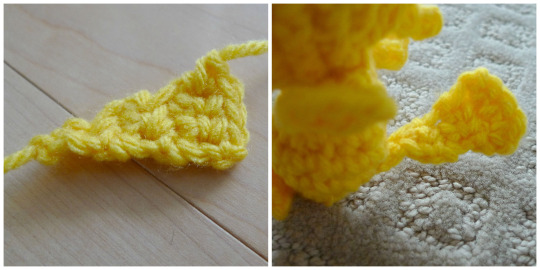 FREE AMIGURUMI PATTERN: Woodstock from Peanuts | Disney crochet ... | 270x540
