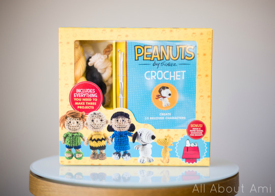 Amigurumi Patterns Snoopy : Woodstock: peanuts crochet kit review & giveaway all about ami