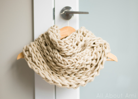 Jumbo triple luxe cowl all about ami image dt1010fo