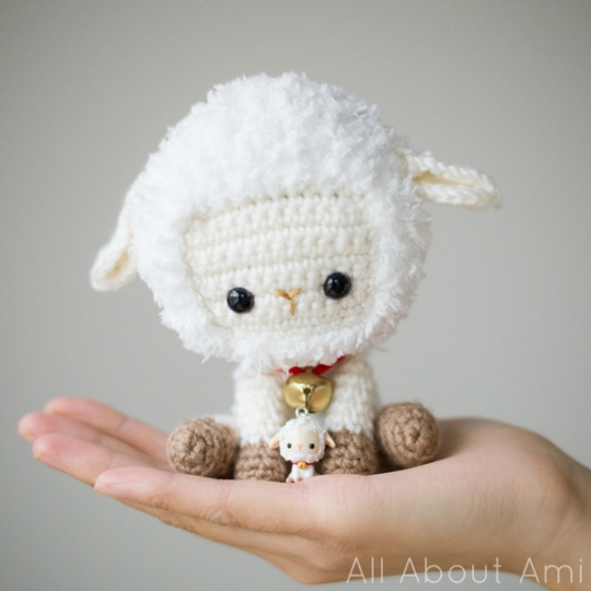 Amigurumi Lambert : Craft Chat: The Little Mew - All About Ami