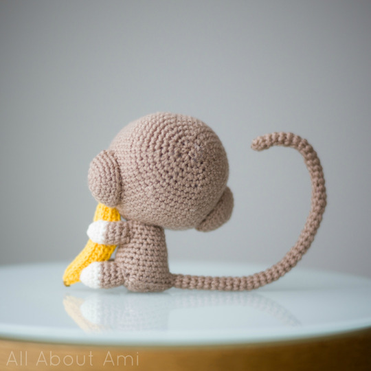 Crochet Chinese New Year Monkey