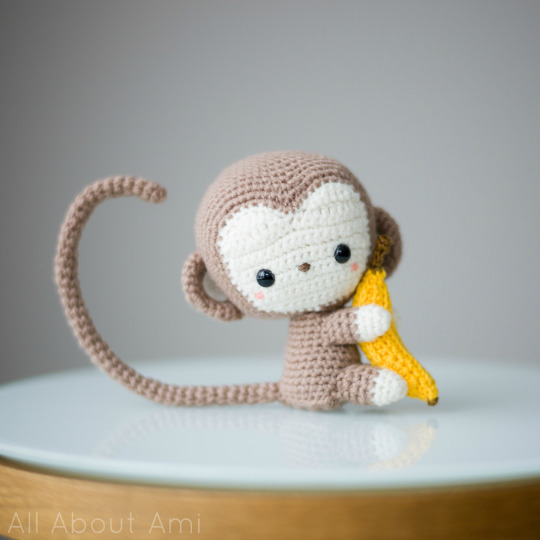 Pattern Monkey All About Ami