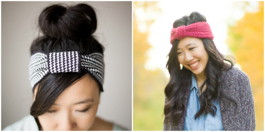 Crochet Headbands by All About Ami