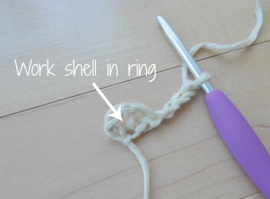 Boho Crochet Wrap