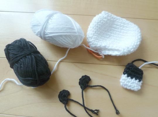 Crochet Bonbon Bears
