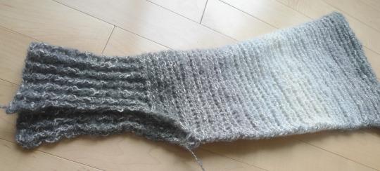 Crochet Cascade Cardigan