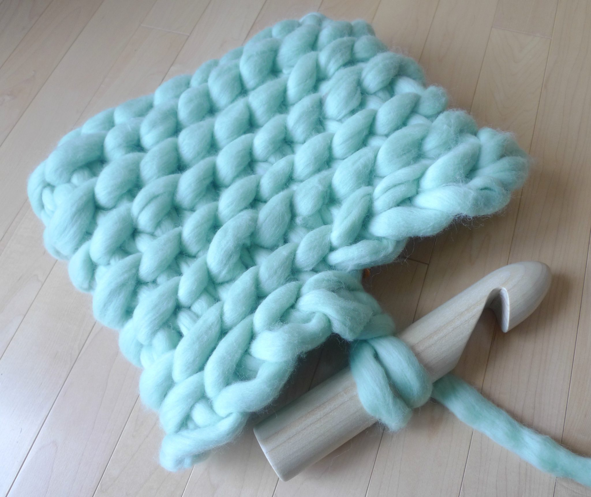 Extreme Crocheted Cushion All About Ami