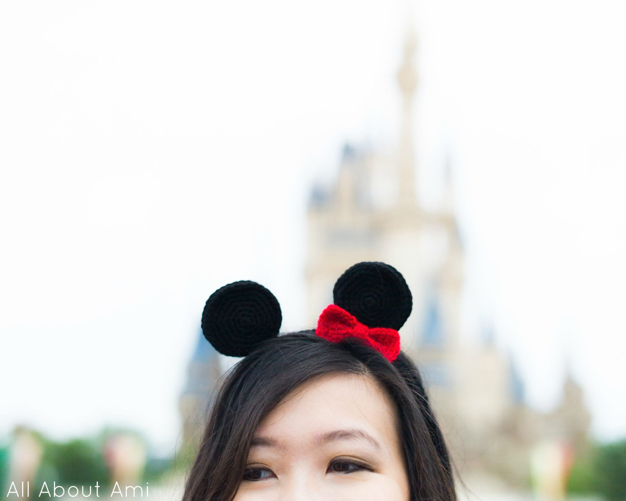 Minnie Mouse Ears Headband All About Ami