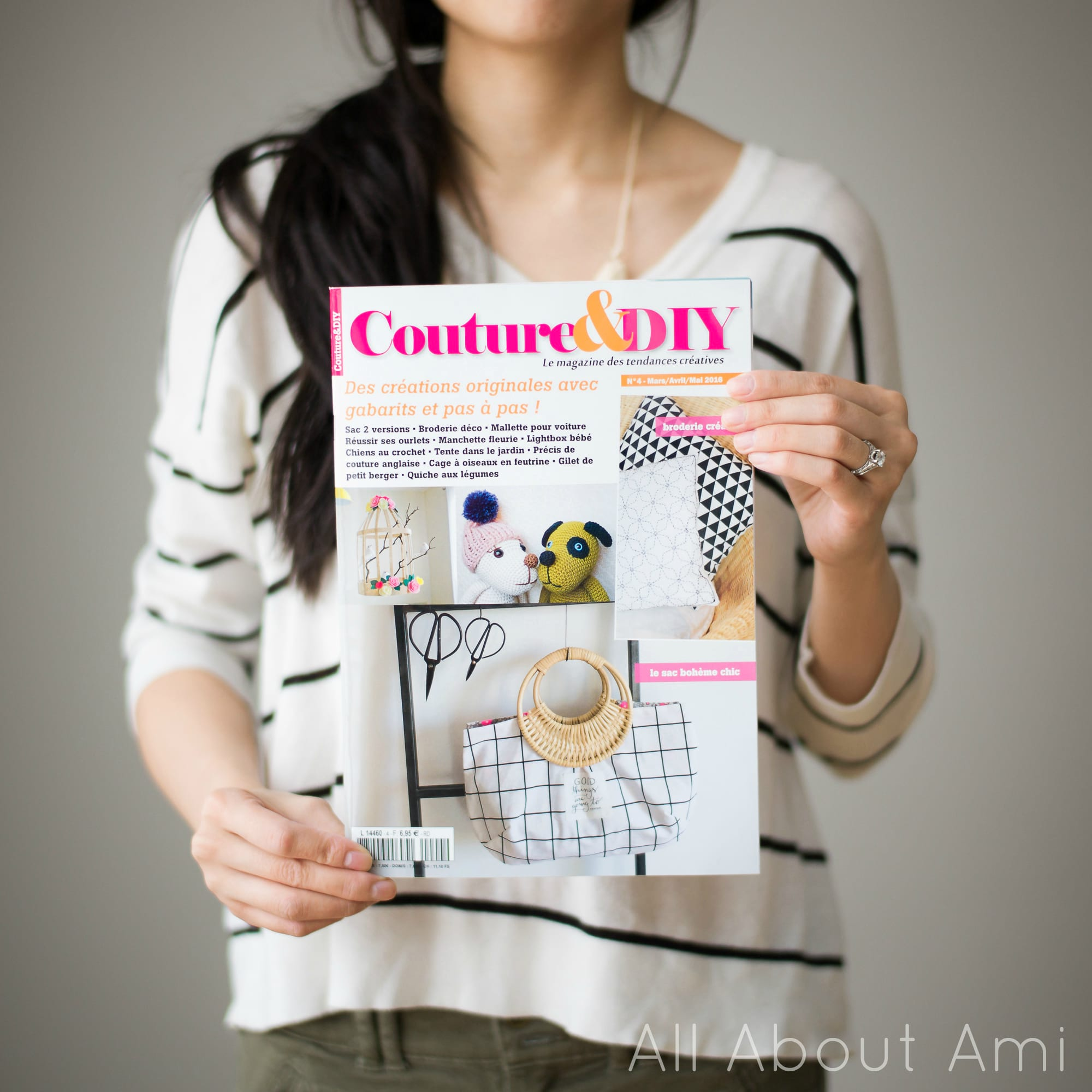 Couture Diy Magazine All About Ami