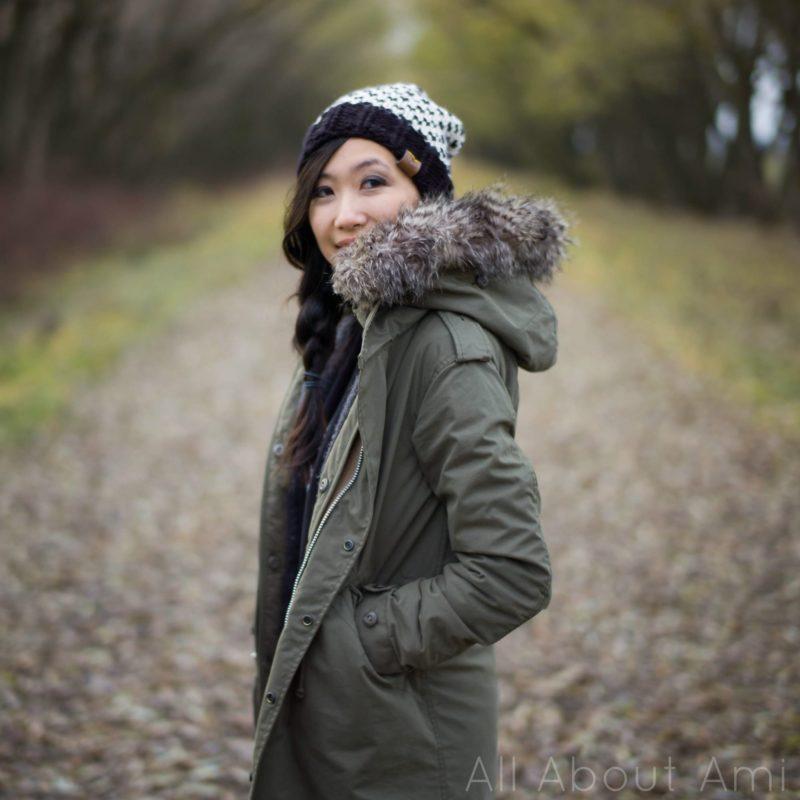 Knitted Fair Isle Hats