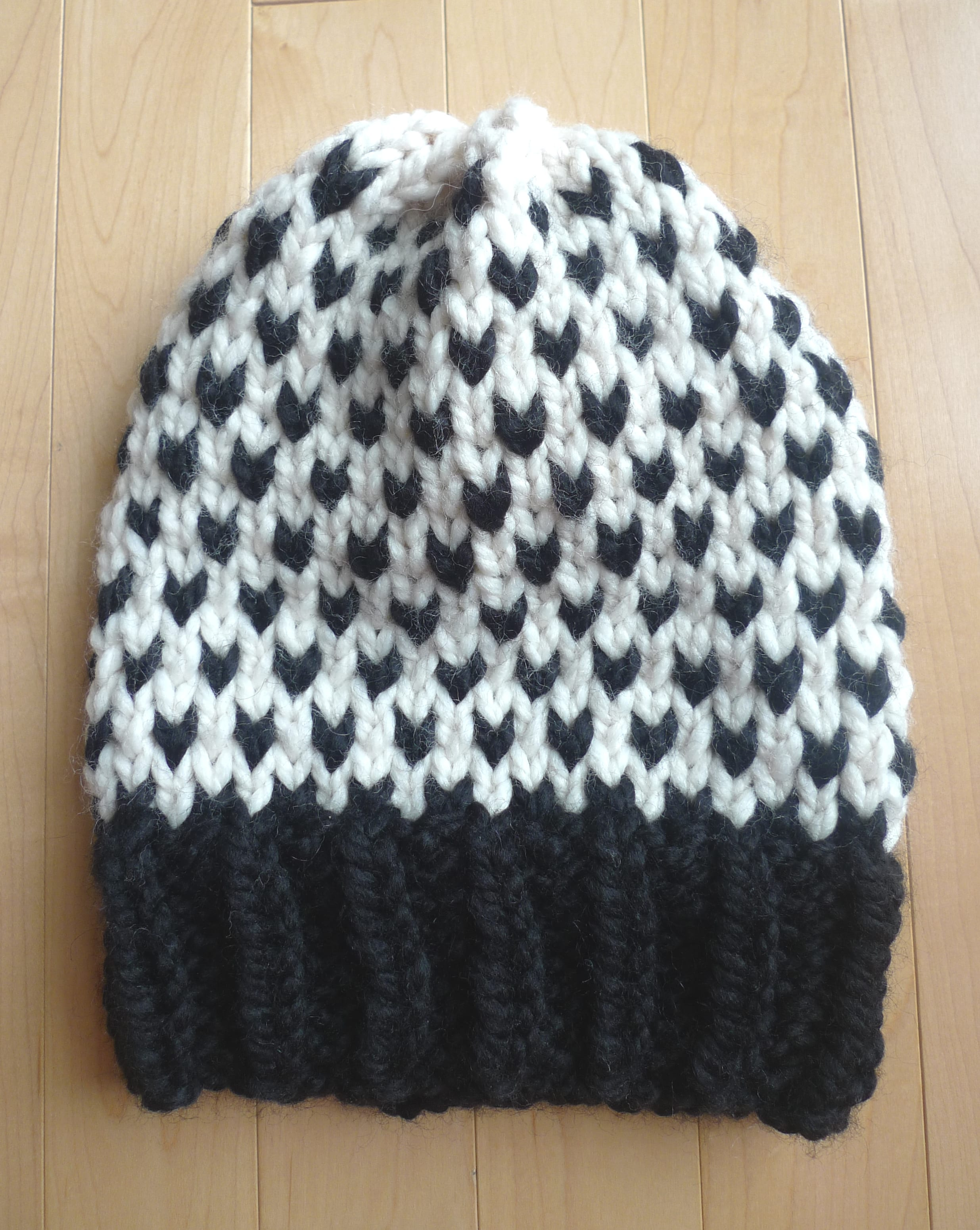 Free Fair Isle Knitting Patterns Hats : Knitted Fair Isle Hats - All About Ami