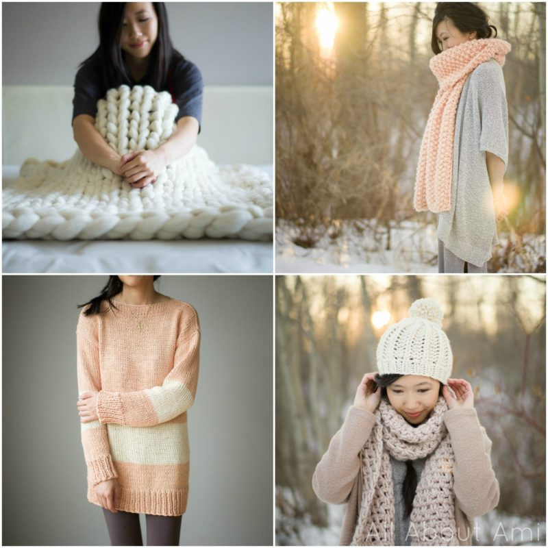 All About Ami Knit Projects