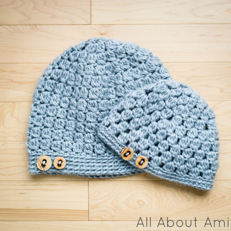 Matching Mommy Baby Hats - All About Ami 33624679fed