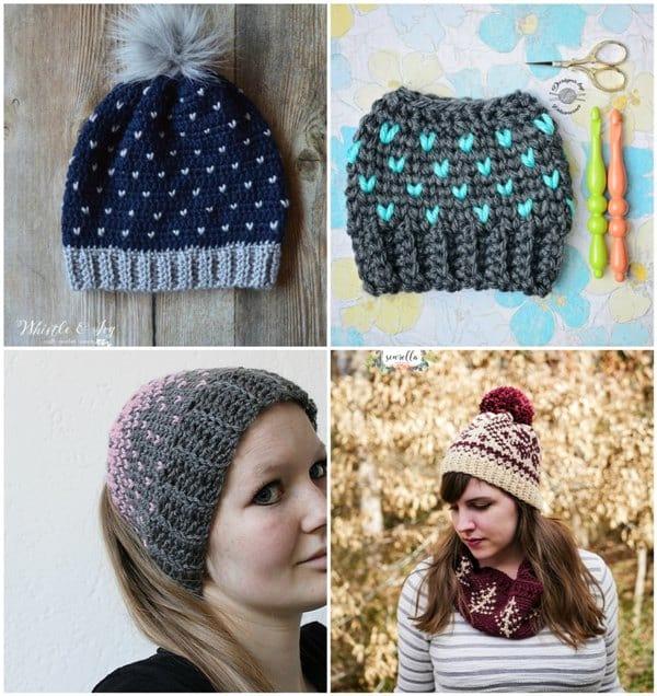 Crochet Fair Isle
