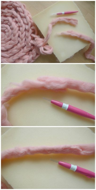 Extreme Crocheted Rug
