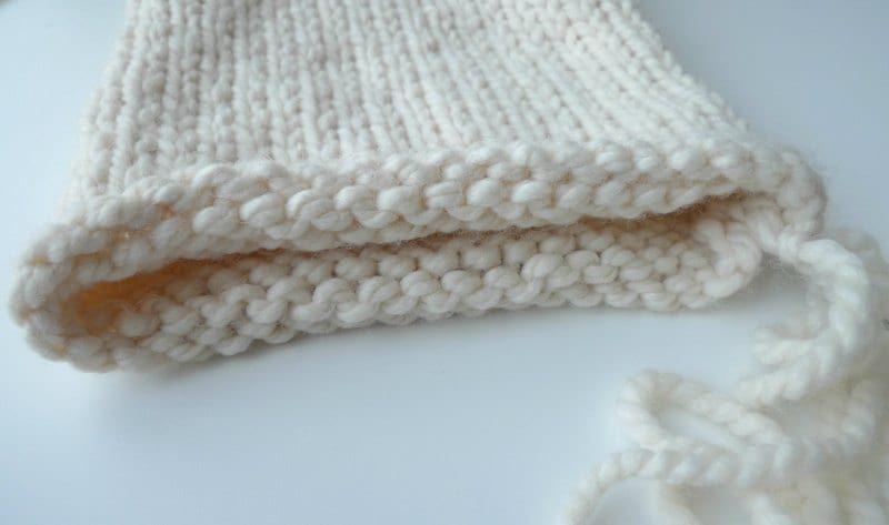 Simple Stockinette Hat