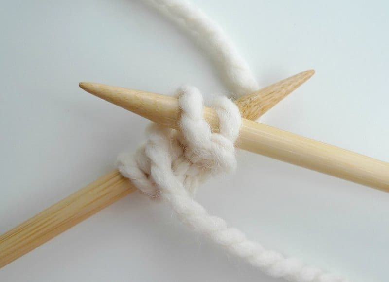 How to Knit the Stockinette Stitch