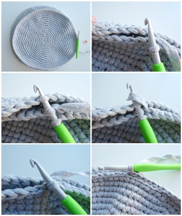 Crochet Snuggle Bunny Pillows