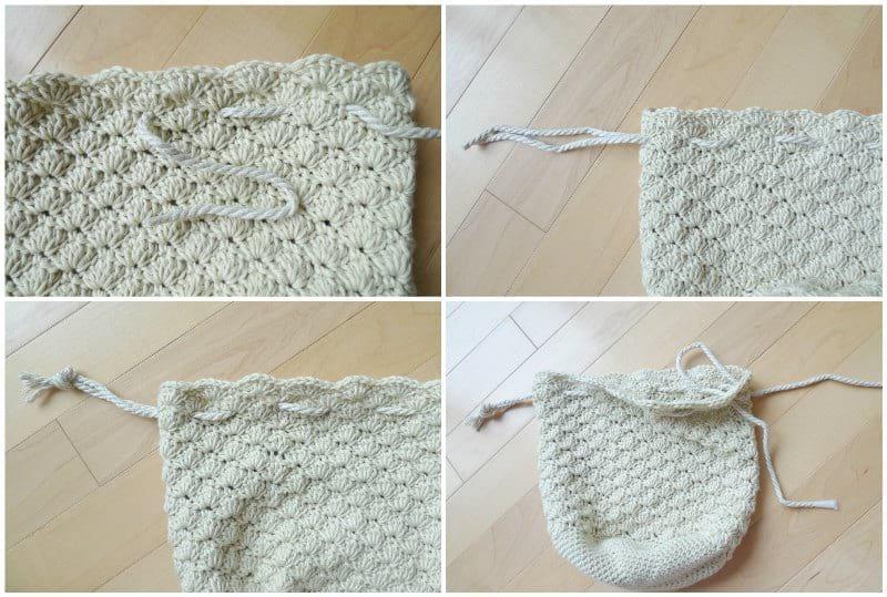 Crochet Regency Reticule