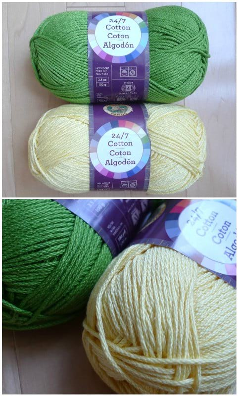 Amazon.com: LovLim Crochet Yarn kit, 16 Soft Cotton Yarn Skeins ... | 800x481