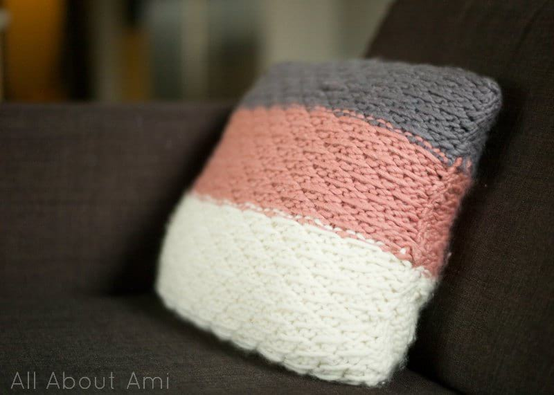 Staman Stitch Cushion Cover All About Ami
