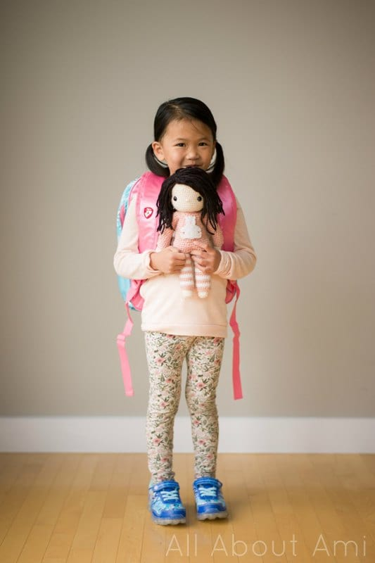 Myla Doll All About Ami