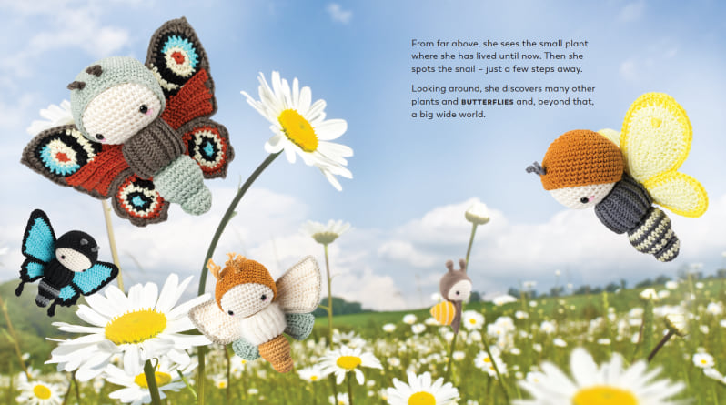 BINA, FIBI and DIRK made by Tarotgaladriel / crochet patterny by ... | 445x798