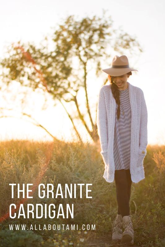 Granite Cardigan