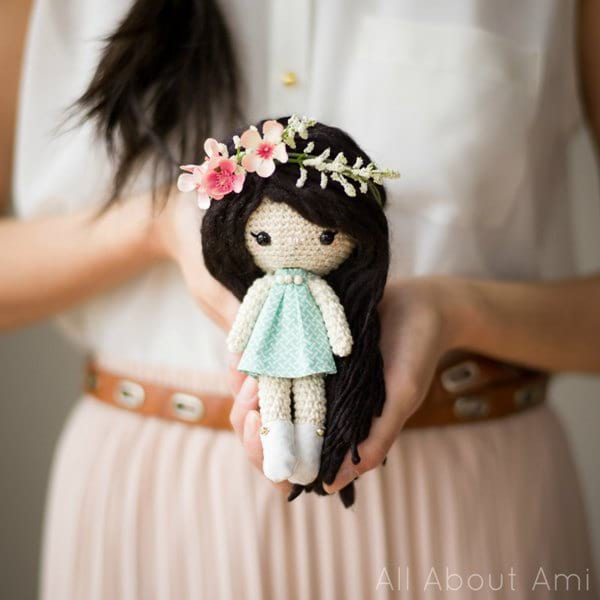 Primrose Crochet Dolls All About Ami