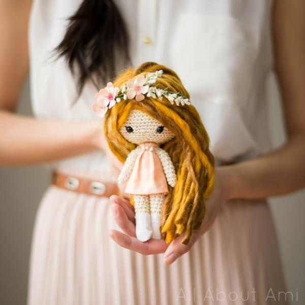 Primose Crochet Dolls
